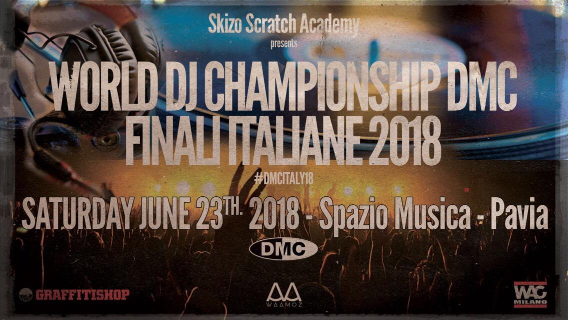 DMC 2018 finali italiane 23 giugno Pavia